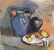 Henri Matisse Still Life with Blue Jug (mk35) china oil painting reproduction